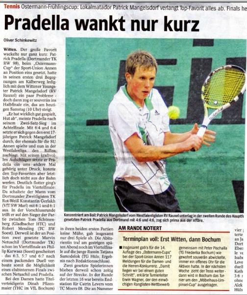 Ostermann Len archiv sua tennis