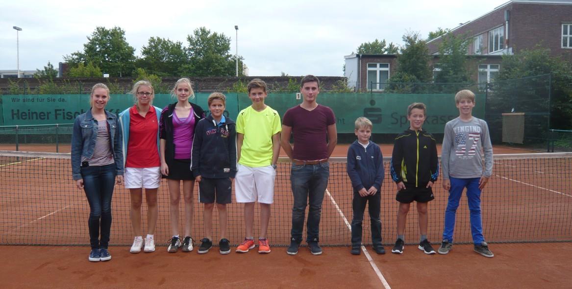 2013-09-15 Juegend-Vereinsmeisterschaften 2013_Teilnehmer